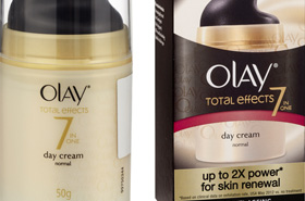 June Birthday Giveaway #1: 5 x Olay Total Effects Packs