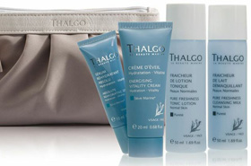 June Birthday Giveaway #2: 3 x Thalgo Travel Kits