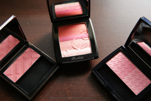 Rudiments of Rouge: My Top Picks for Drugstore, Mid-Range and High End Blushes