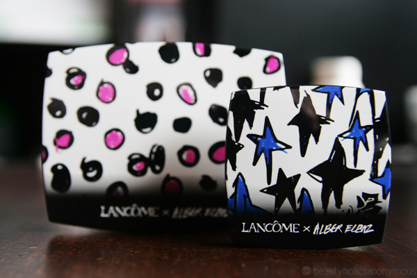 Alber Elbaz for Lancome Hypnose Palette in Drama Eyes and Ombre Hypnose in Star Eyes