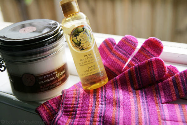 A Trans-Seasonal Body Care Recipe I Learned From The Body Shop