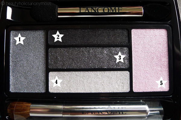Alber Elbaz for Lancome Hypnose Palette in Drama Eyes