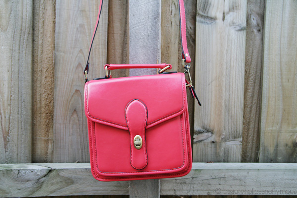 Kinki Gerlink Satchel Giveaway