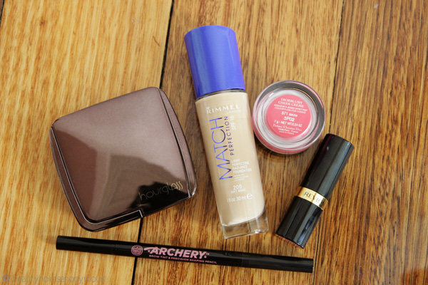 Tag, I'm It! Tine Picks: 5 Makeup Products I'd Pick in a Pinch