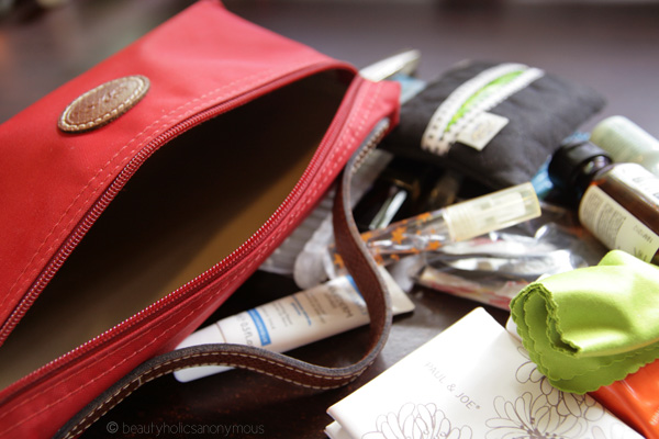When Was The Last Time You Cleaned Your Makeup Bag?
