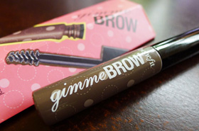 Drop and Gimme Twenty, Benefit Gimme Brow!