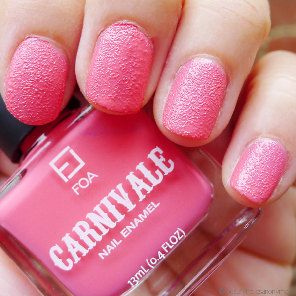 Face of Australia Carnivale Nail Enamel in Summer Lovin'
