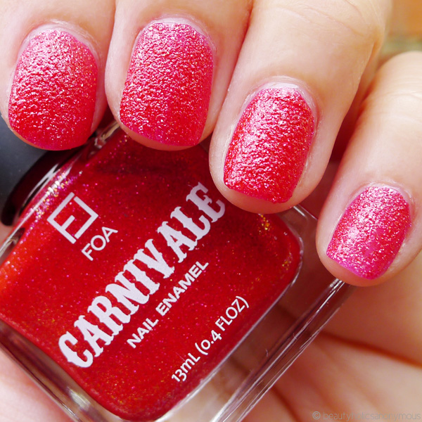 Face of Australia Carnivale Nail Enamel in Between The Flags