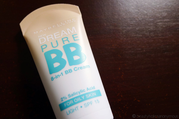 Maybelline Dream Pure BB 8-in-1 BB Cream