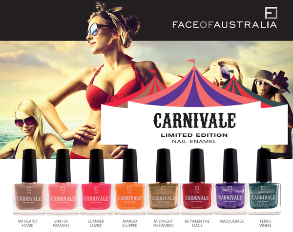 Face of Australia Carnivale