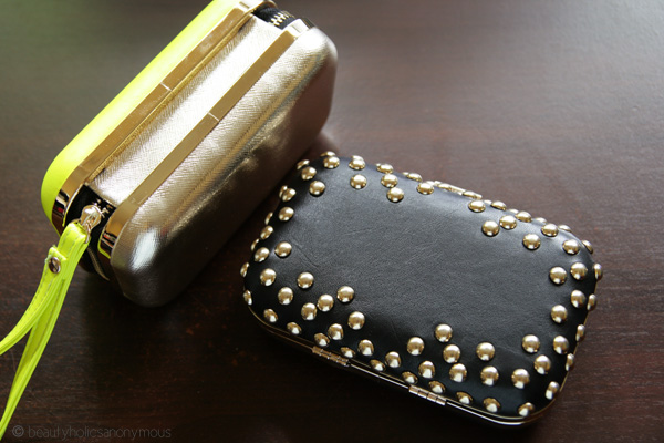 Her Fashion Box September Clutches