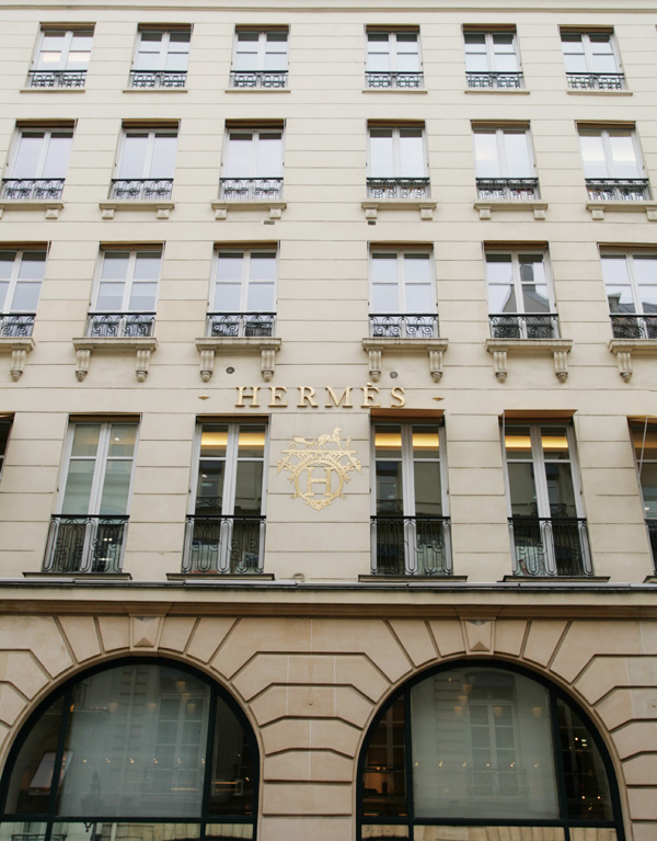 Hermes Paris 24 Faubourg Saint Honore