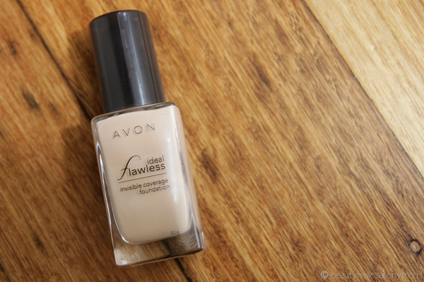 Discovering My Ideal Summer Foundie in AVON's Ideal Flawless Invisible Coverage Foundation