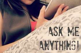 Bloggie Wednesdays: Ask Me Anything!