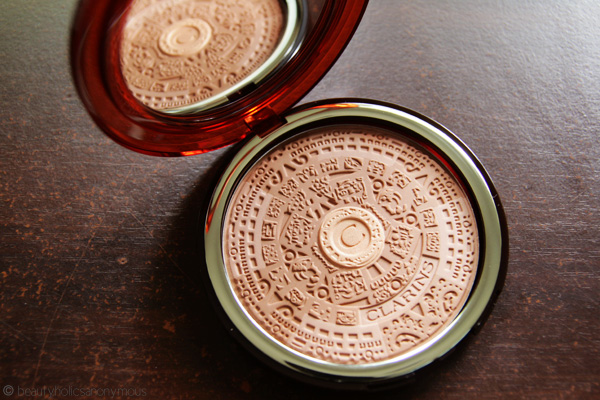 A Warm And Sunny Complexion with Clarins' Splendour Summer Bronzing Compact