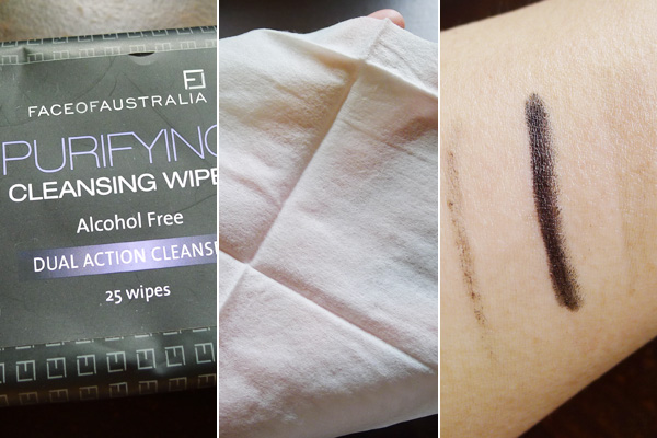Face of Australia Purifying Cleansing Wipes