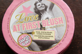 Was It Love at First Sight with Soap and Glory's Love At First Blush?