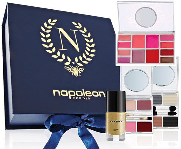 Napoleon Perdis Imperial Collection Gift Set & Limited Edition Empress Lip Palette