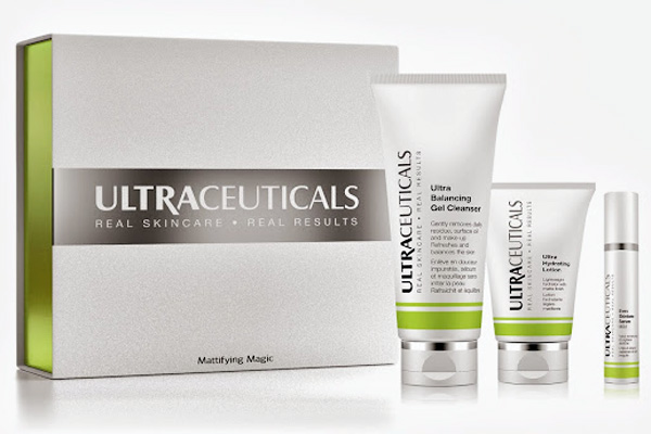 Ultraceuticals Mattifying Magic Gift Set
