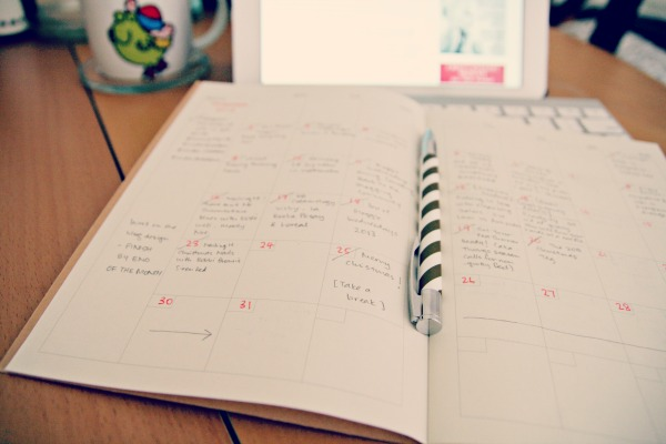 Bloggie Wednesday: Planning Your Editorial Content for 2014