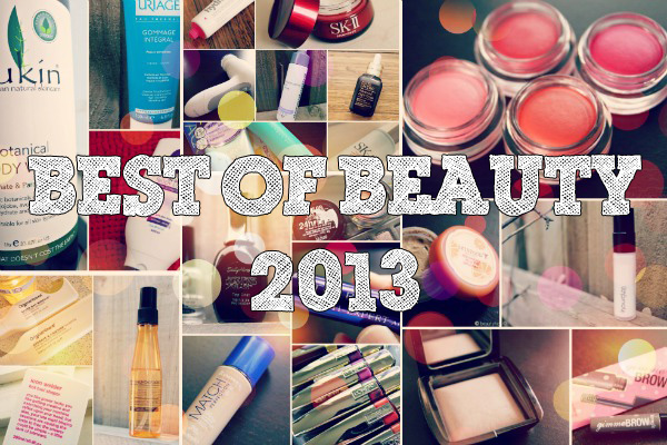 Beautyholics Anonymous' Favourite Beauty Products of 2013