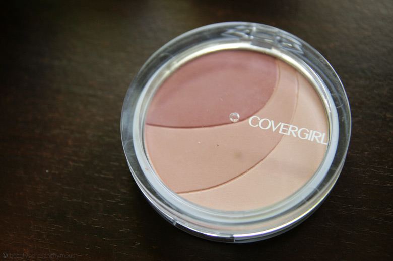 Covergirl Clean Glow Blusher in Roses: Gee, When Was The Last Time I Called A Blush Blusher?