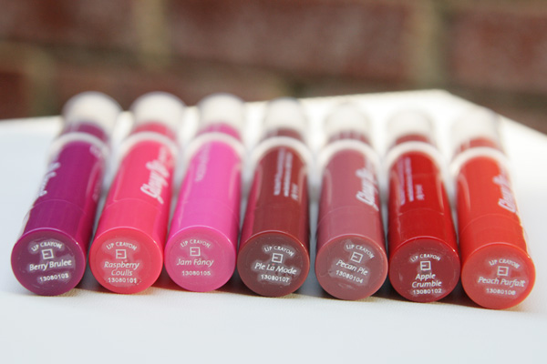 Face of Australia Glossy Lip Crayons