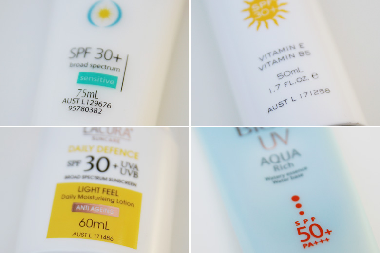 Beauty Q&A: Sunscreens and SPF