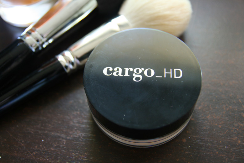 Not Very Picture Perfect with Cargo's HD Picture Perfect Translucent Powder