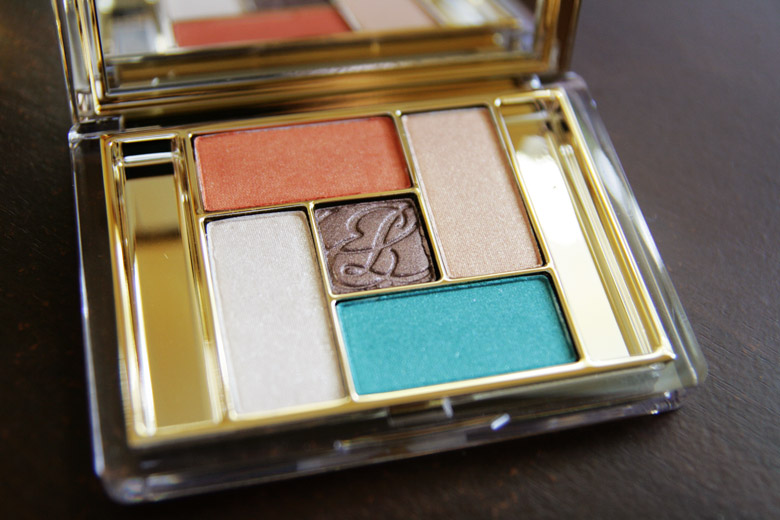 Estee Lauder Limited Edition Pure Color Gelée Powder EyeShadow Palette in Batik Sun