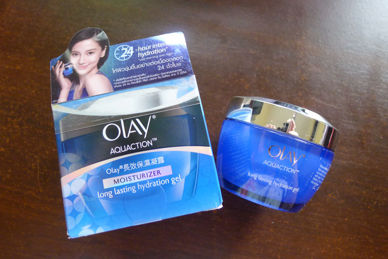 Olay Aqua Action Long Lasting Hydration Gel