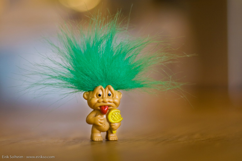 Bloggie Wednesday: Of Trolls and Taking Control of your Blog Presence