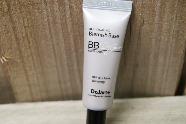 Dr Jart Rejuvenating Blemish Balm BB Silver Label