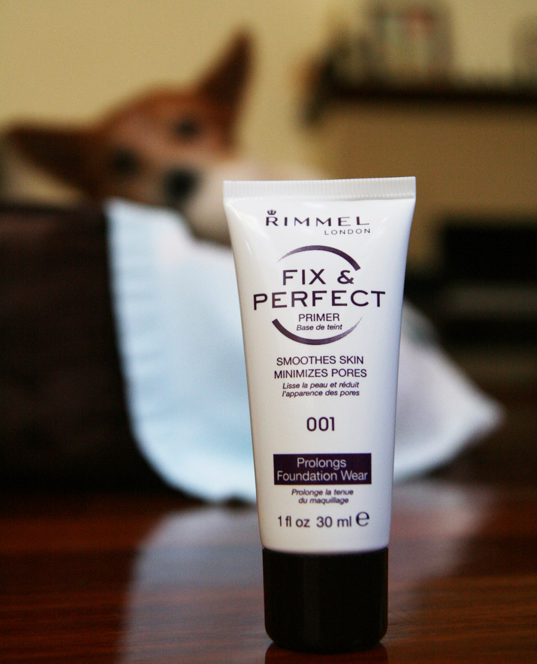 Rimmel Fix and Perfect Primer