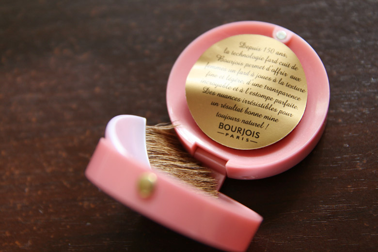 Bourjois Blush in 34 Rose D'or