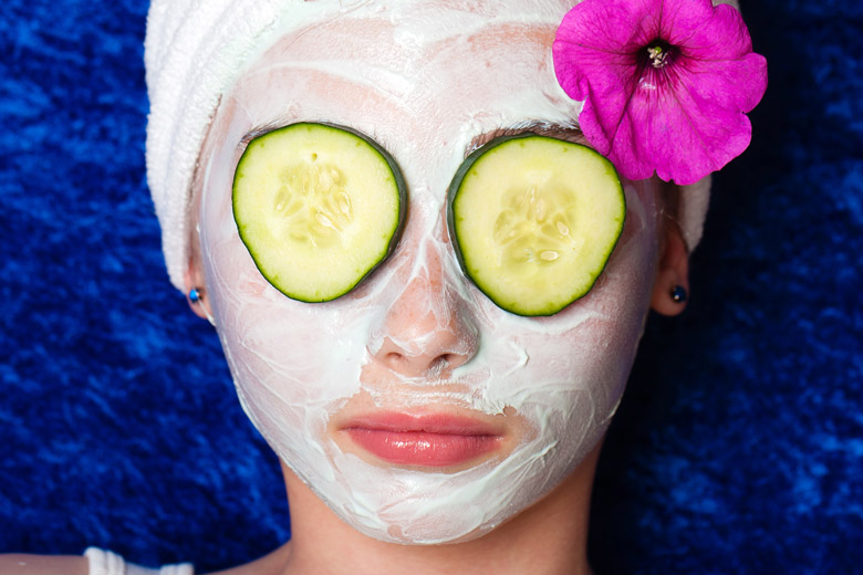 "Facial masks that give you great ""ready for a big event next day"" skin"