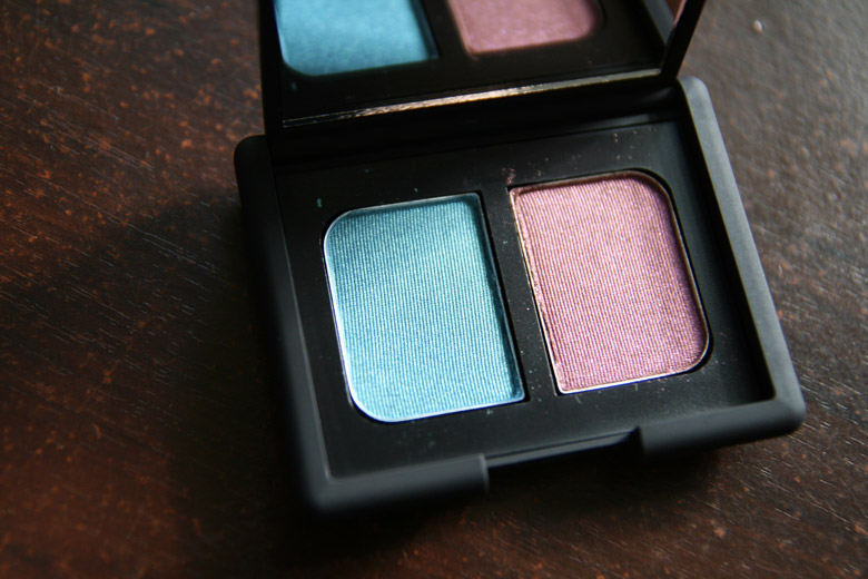 NARS Eyeshadow Duo in China Seas