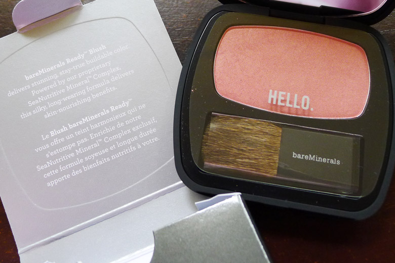 Bare Minerals Ready Blush in The Natural High