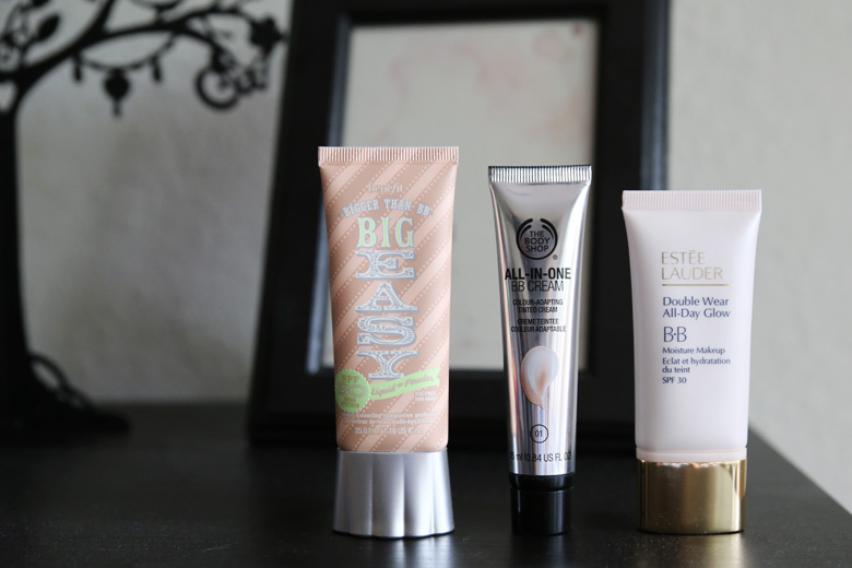 BB Creamology: Estée Lauder, The Body Shop and Benefit
