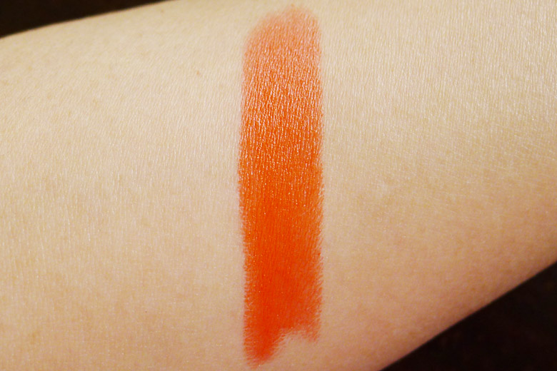 The Body Shop Colour Crush Lipstick in Coral Cutie (#105)