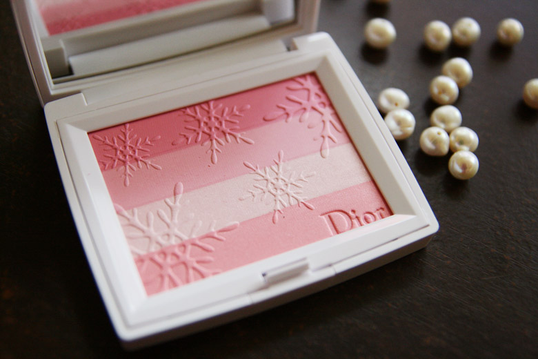 Diorsnow Fresh Cheeks Blush 001