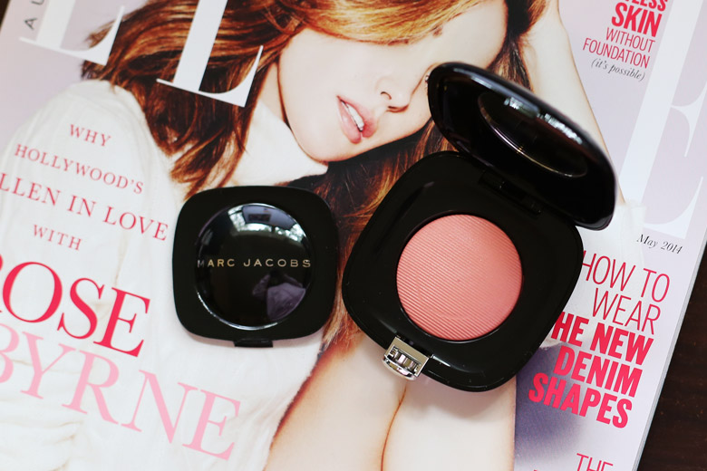 Marc Jacobs Shameless Bold Blush in 204 Obsessed