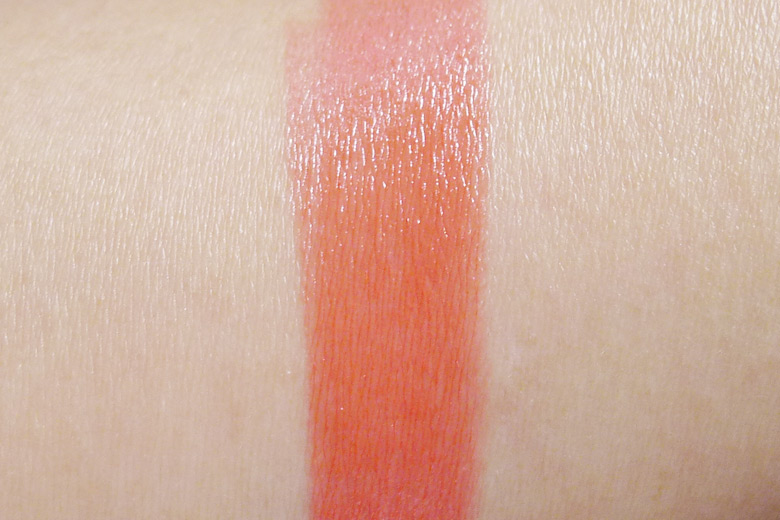 Bourjois Shine Edition in #20 1, 2, 3 Soleil Swatch