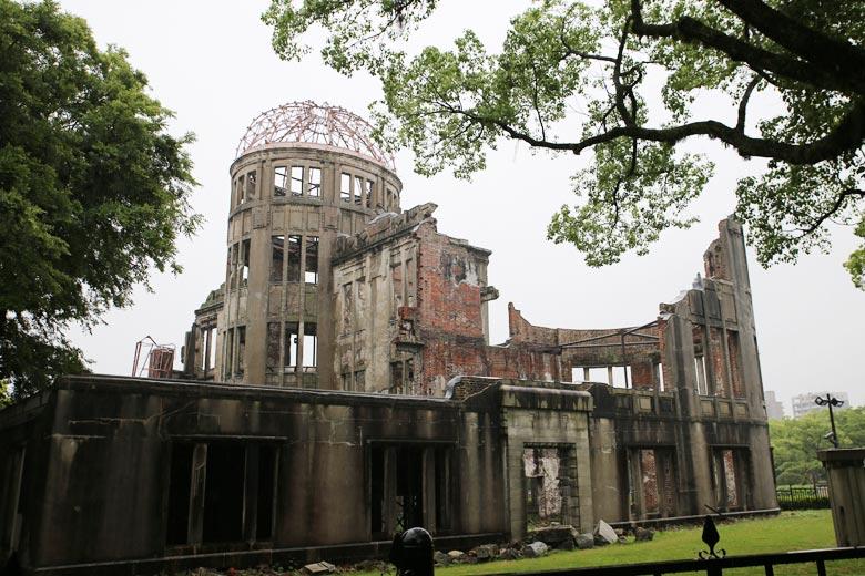 Hiroshima Atomic Bomb Building