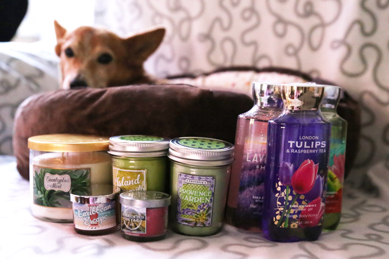 I Hauled Me Some Bath and Body Works, But Not From Bath and Body Works