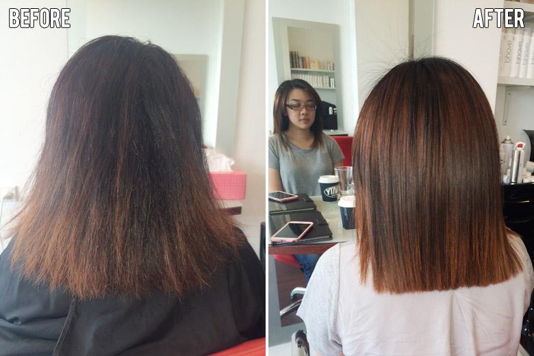 keratin hair growth serum reviews