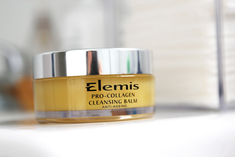 Discovered Yet Another Cleansing Balm To Love And That's Elemis' Pro-Collagen Cleansing Balm