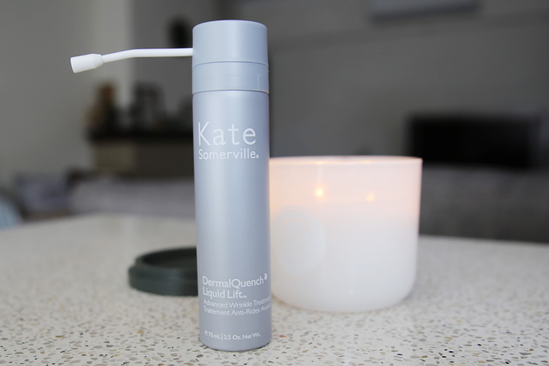 Kate Somerville DermalQuench Liquid Lift Advanced Wrinkle Treatment: Facials In A Can?