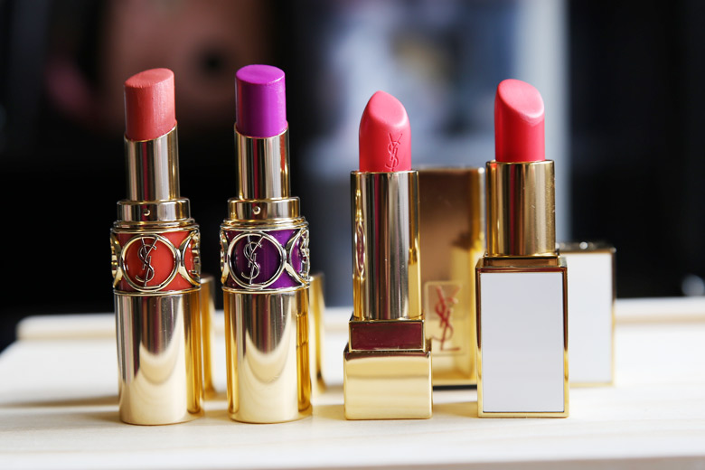Lip Product Addict Tag YSL and Tom Ford