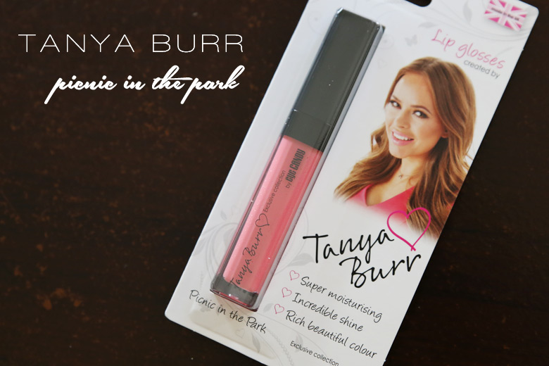 Read My Lips: Tanya Burr Lipgloss in Picnic in the Park